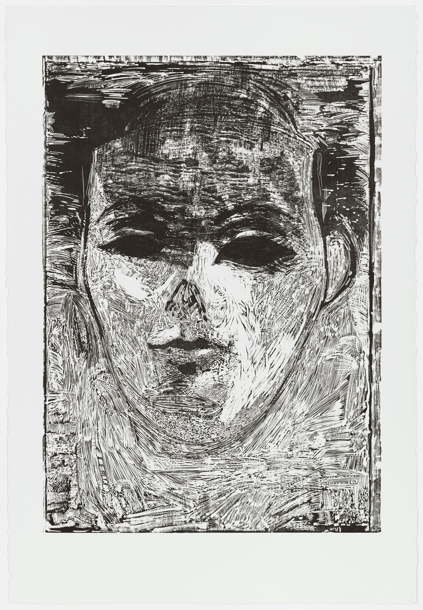 Jim dine the mead of poetry 1 1986 woodcut 59 3 2 x 41 inches