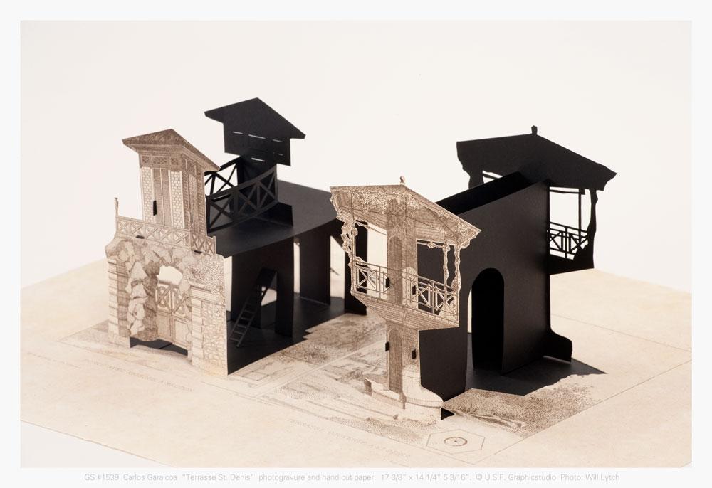 Carlos Garaicoa Artists Usf Graphicstudio Institute