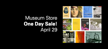 Museum Store ONE DAY SALE!